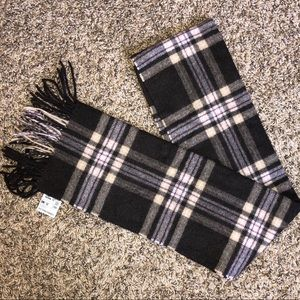 NWT Jos. A. Bank Cashmere Scarf 🥶
